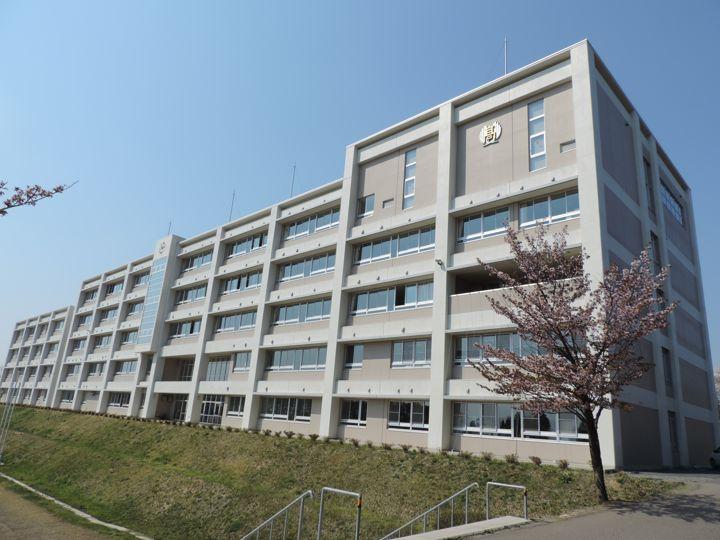 岩谷堂高等学校