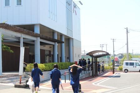 前沢高等学校