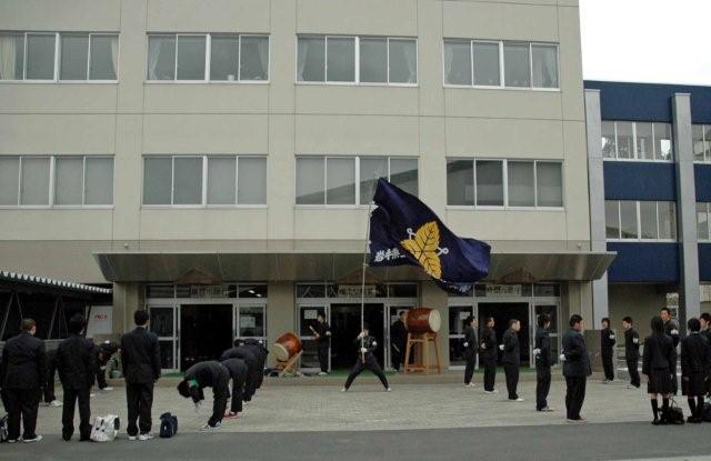 千厩高等学校